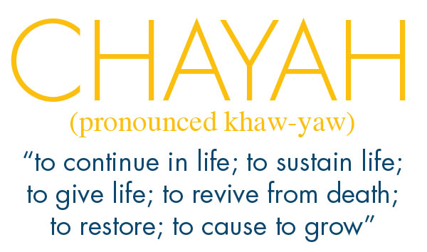 chayah-defined