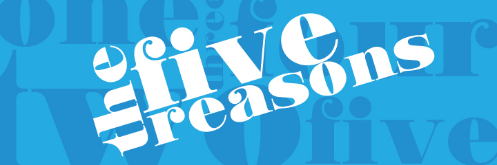 Making Your Business Remarkable 5: The Five Reasons