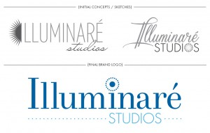Brand Image Design by Dandyline Designs - Illuminare