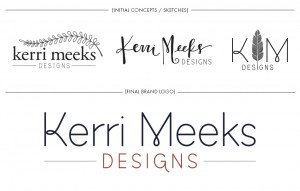 Brand Image Design by Dandyline Designs - Kerri Meeks Designs