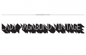 Brand Image Design by Dandyline Designs - Lady Vagabond Vintage