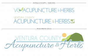 Brand Image Design by Dandyline Designs - VC Acupuncture & Herbs