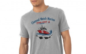 Print and Brand Image Design by Dandyline Designs - Custom T-Shirt Design, Channel Watch Marine