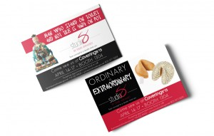 Print and Brand Image Design by Dandyline Designs - Custom Marketing Postcard, Studio S
