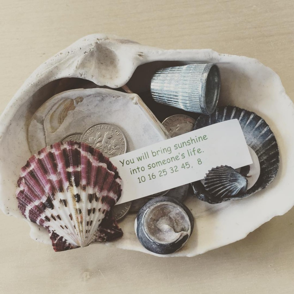 studio inspirations  grandmas thimble grandpas dimes seashells and goodhellip