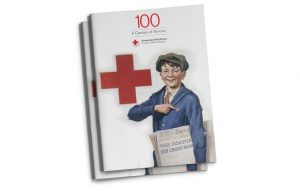 Print and Brand Image Design by Dandyline Designs - Custom Historical Booklet Design, Red Cross