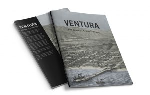 Print and Brand Image Design by Dandyline Designs - Custom Historical Booklet Design, City of Ventura